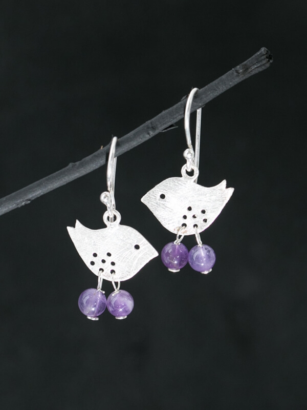Sparrow Thief Earrings