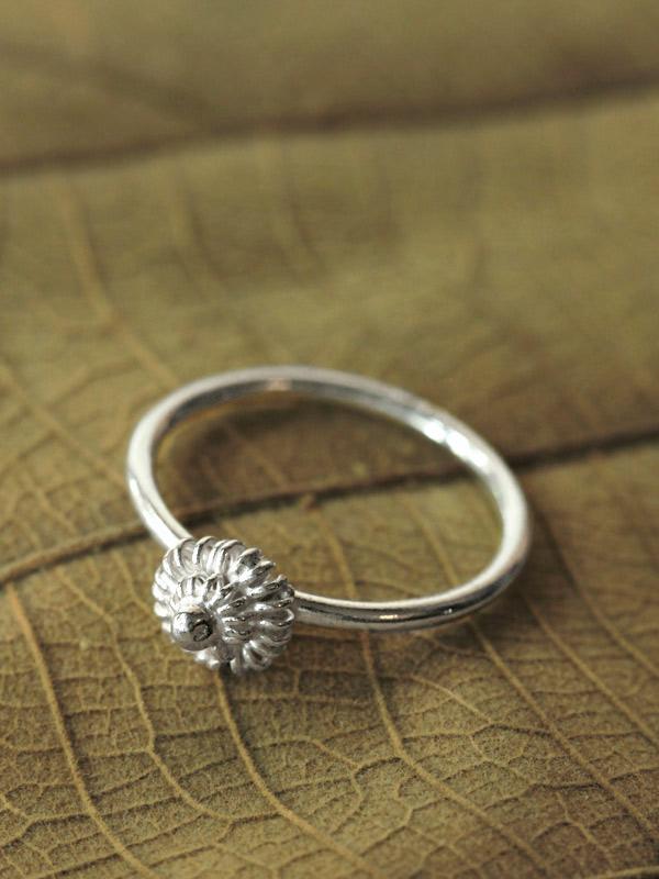 Star Gooseberry Promise Ring