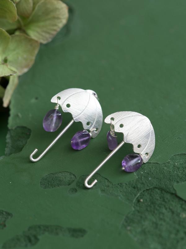 Brolly Earrings