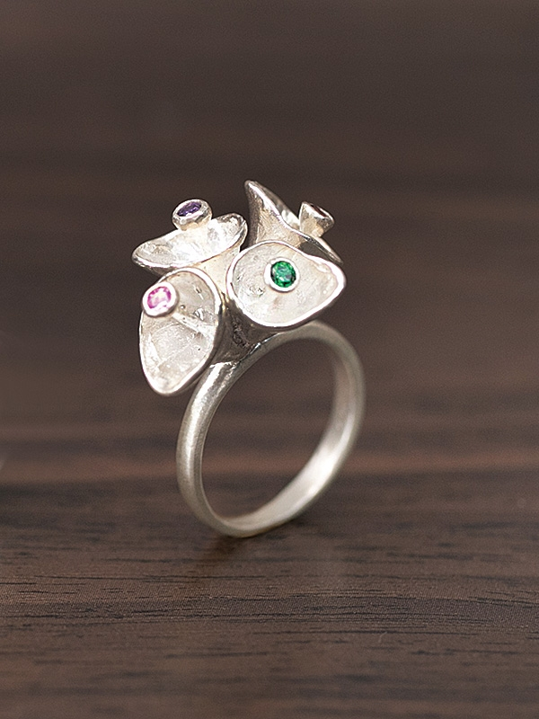 Four Stone Ring