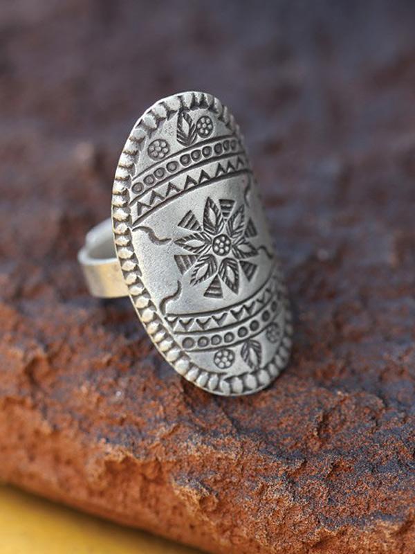 Testudo Ring