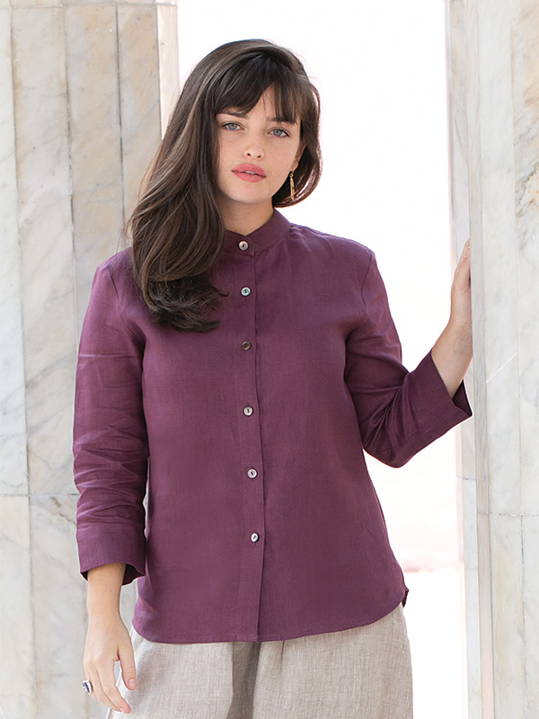 Galway Blouse