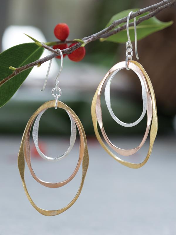 Trey Earrings