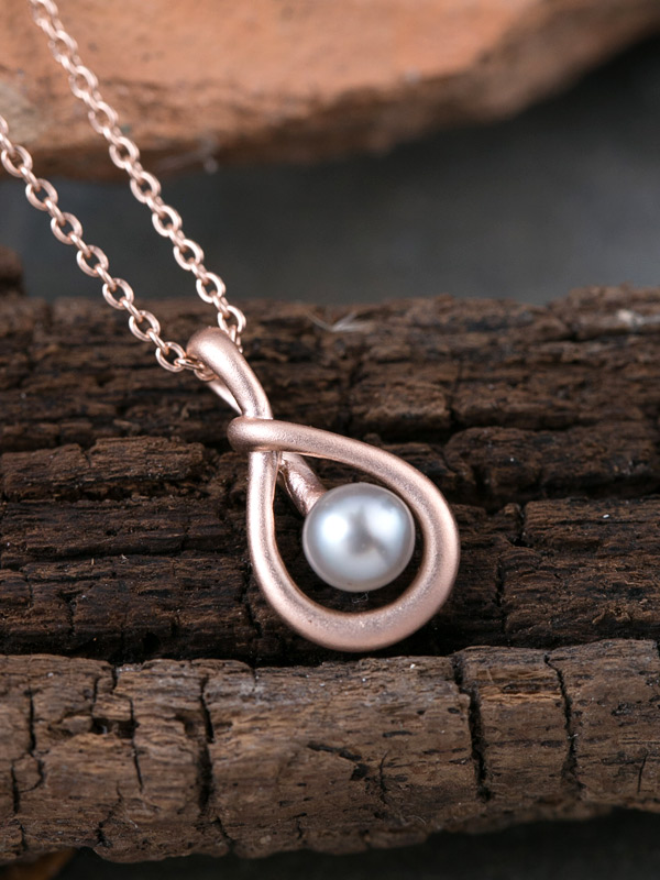 Evening Pearl Pendant