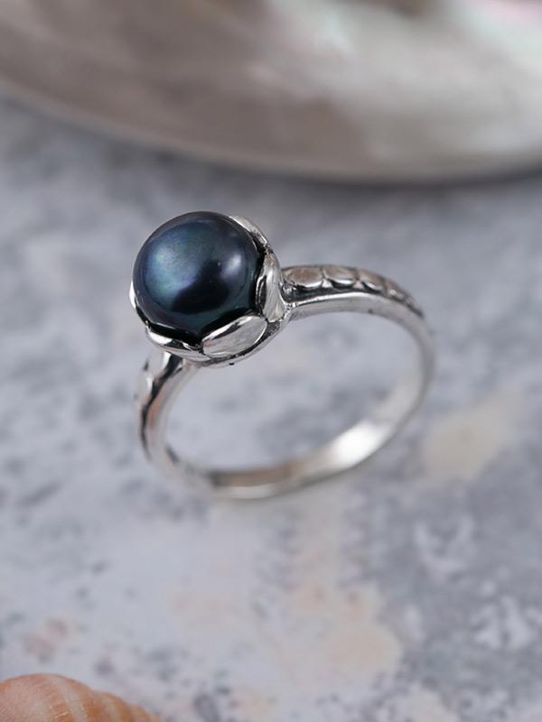 Nightbloom Ring