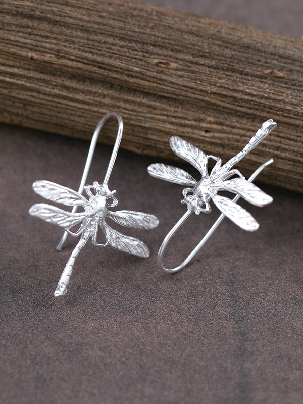 Damselfly Earrings