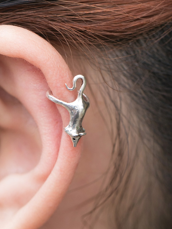 Mouse Ear Cuffs