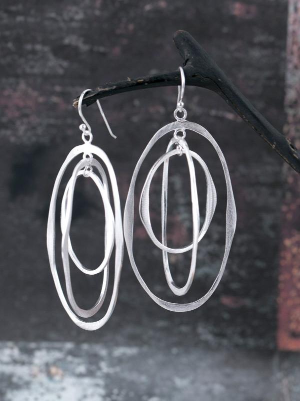 Cordon Earrings