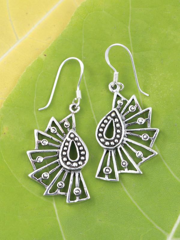 Fantail Earrings