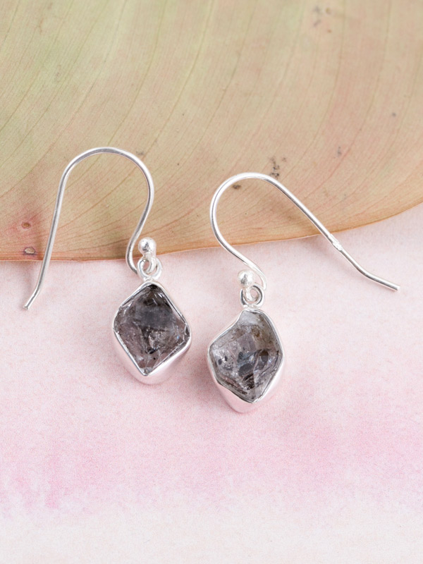 Lucid Solitaire Earrings