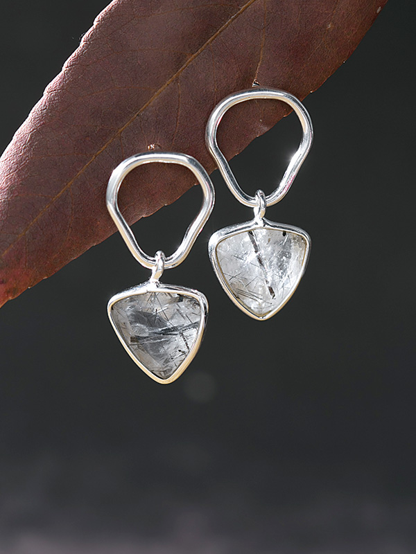 Driftglass Earrings