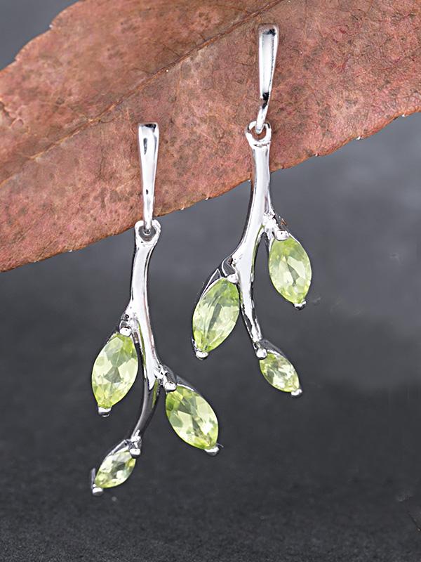 Greenery Earrings