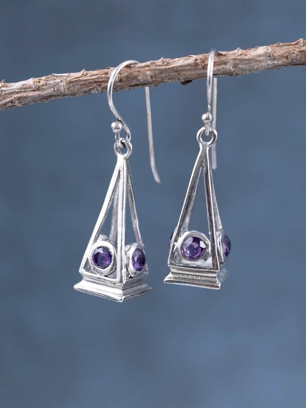 Lighthouse Earrings