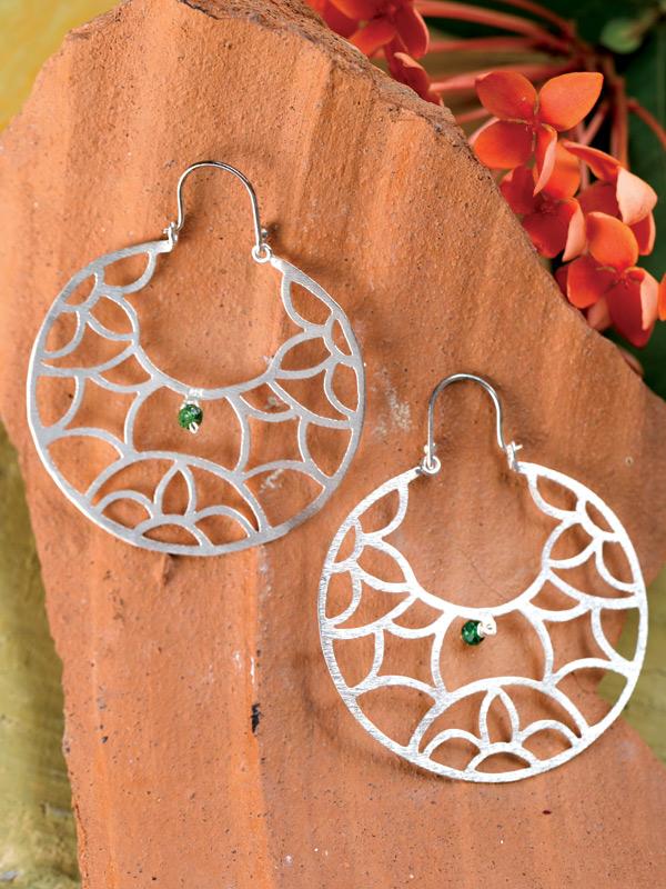 Planche Earrings
