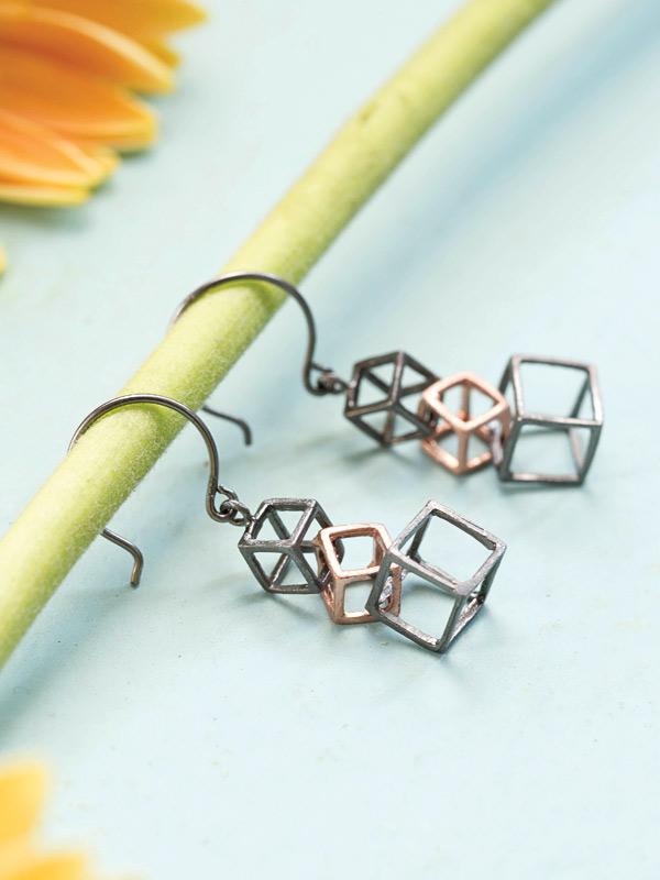 Music Box Earrings