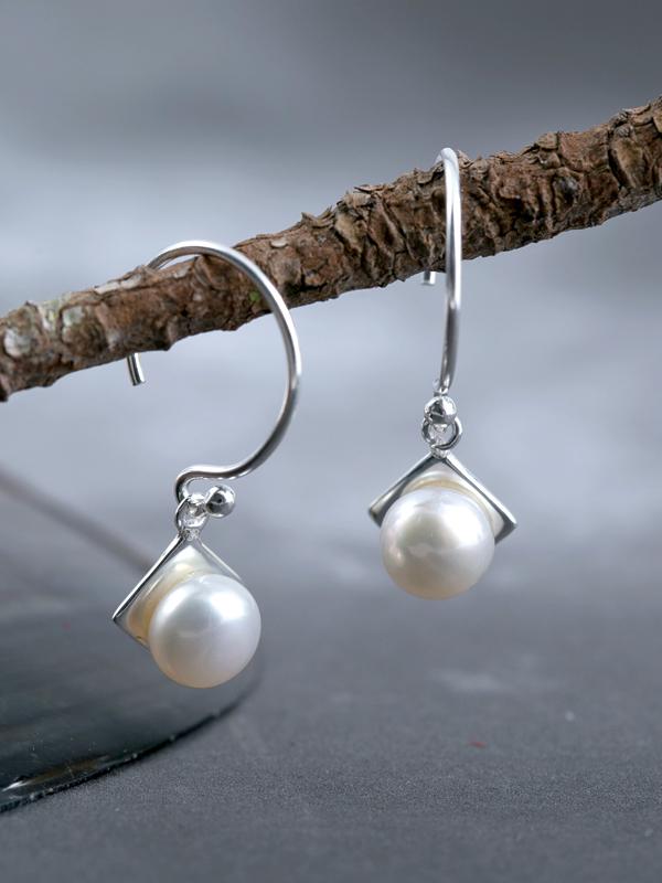 Sconce Earrings