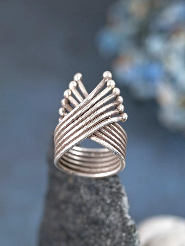 Tendrils Ring