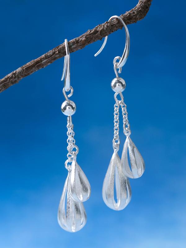 Sky Lanterns Earrings