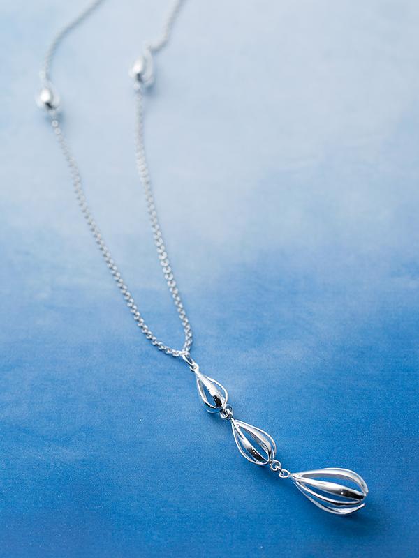 Sky Lanterns Necklace