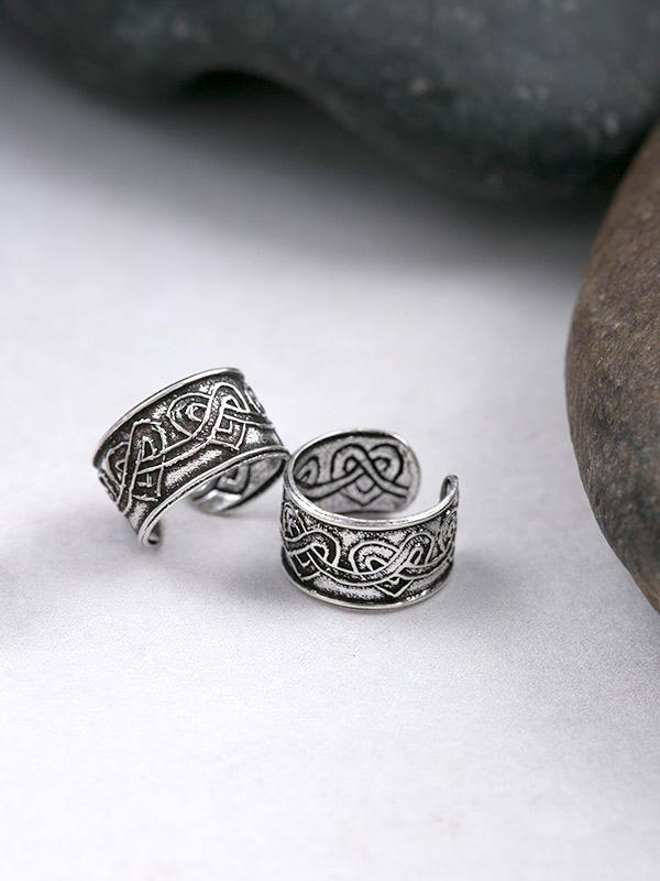 Hearts Ear Cuffs