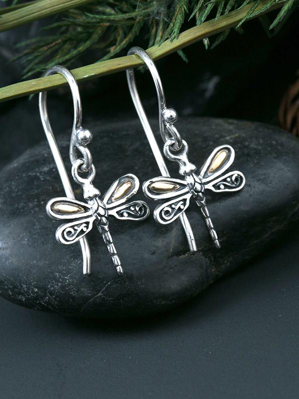 Dragonnette Earrings