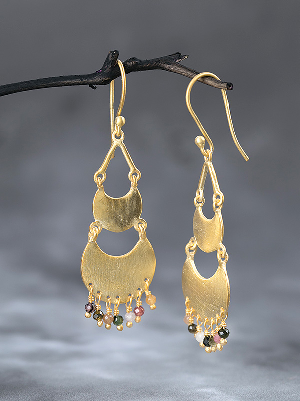 Pannier Earrings