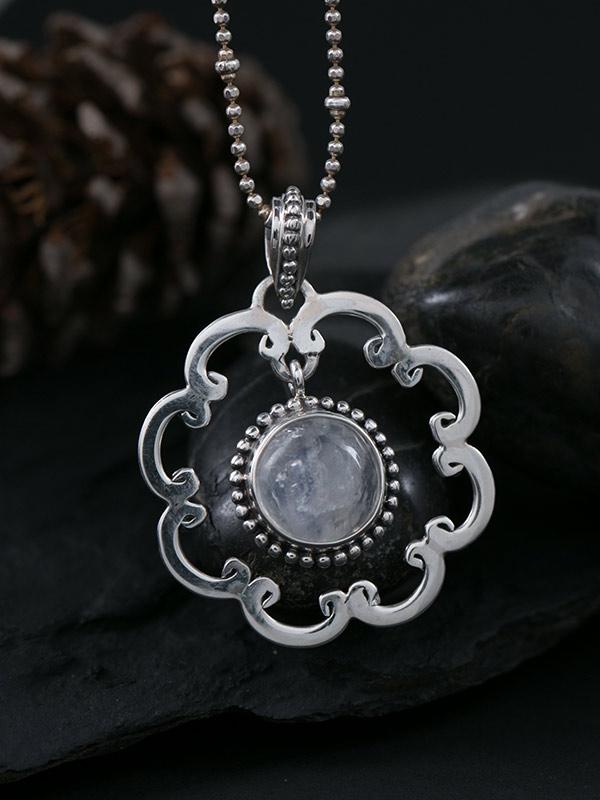 Moonlace Pendant