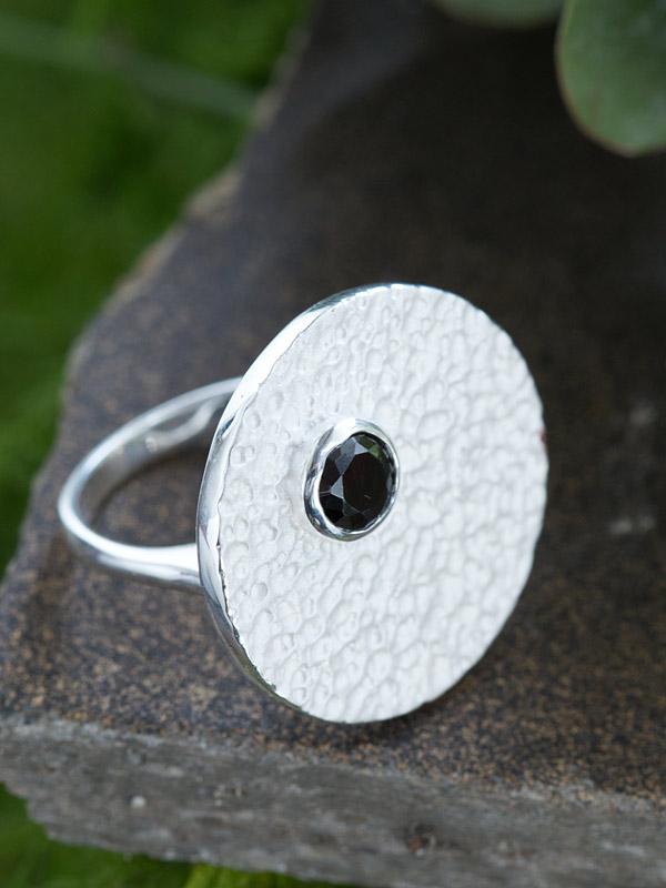Capiz Ring