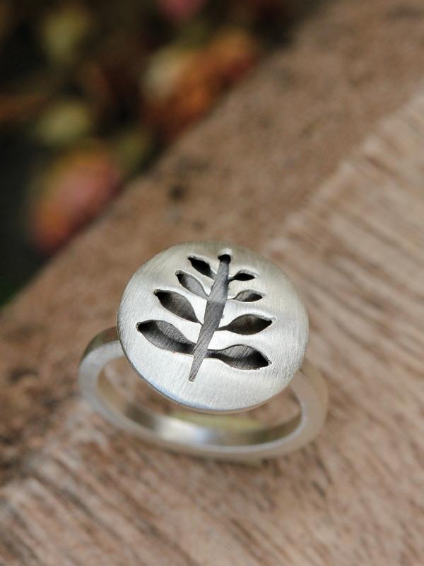 Flourish Ring