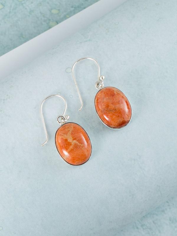 Redcloud Earrings
