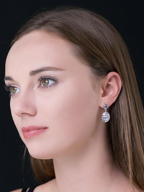 Moonstar Earrings