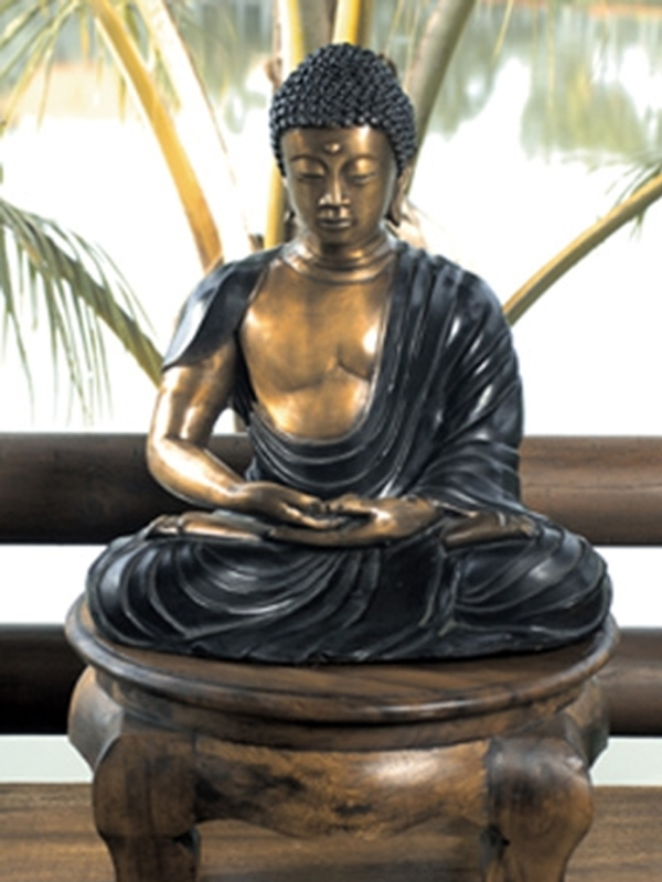 Amida Sitting Lotus