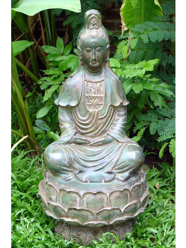 Sitting Garden Kuan Yin