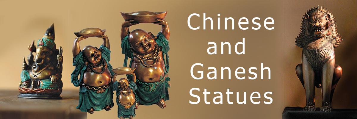 Chinese Ganesh